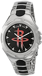 NBA Mens NBA-VIC-HOU Victory Series Houston Rockets Watch by Game Time