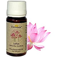 Devinez Lotus, RaatRani Essential Oil For Electric Diffusers/ Tealight Diffusers/ Reed Diffusers, 30ml Each