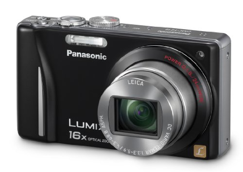Panasonic DMC-ZS9 14.1MP Digital Camera Review