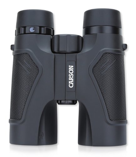 Carson 3D Series Binocular with High Definition Optics and ED Glass