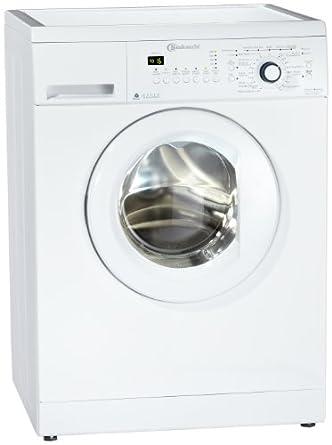 Bauknecht WA Plus 64 Tdi Frontlader Waschmaschine / A++ AB / 1400 UpM / 6 kg / weiß / Startzeitvorwahl / Dynamic Intelligence-Technology