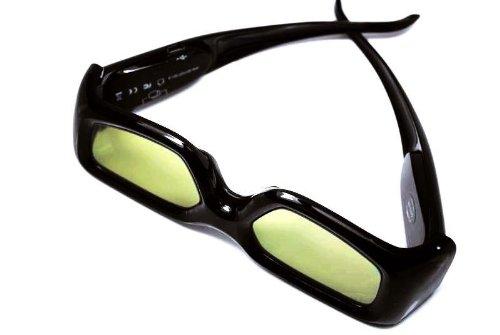 Universal Active 3D Shutter Glasses For Sharp Lcd-52Lv925A Lcd-60Lv925A Lcd-46Lx830A Lcd-52Lx830A Lcd-60X50A