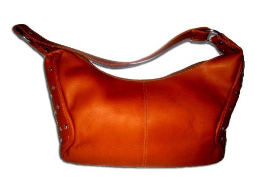 Extra 40% Off Classy Genuine Leather Shoulder Handbag Bag Purse LSH_LTBROWNZT_LG6