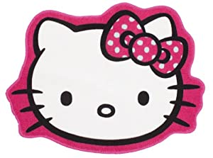 Character World Hello Kitty Ink Rug from character world
