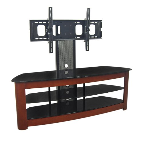 Cheap Regal TV Stand w/ Mount – Wood 60 in. (V60MWF)