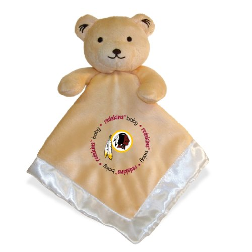 Nfl Washington Redskins Baby Fanatic Snuggle Bear front-1043662