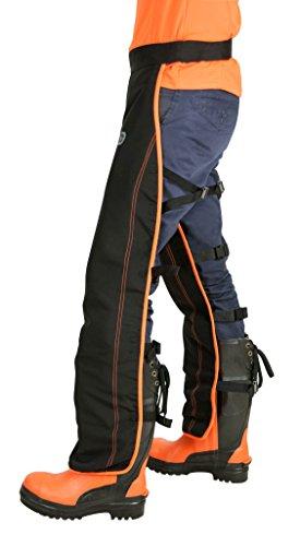Oregon-Universal-Typ-A-Chainsaw-Sicherheit-Leggingsseatless-Hose-fr-vorne-Schutz