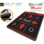 PS3 Master Deluxe Non-Slip Dance Pad (輸入版)