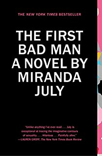 Book Cover: The first bad man : a novel