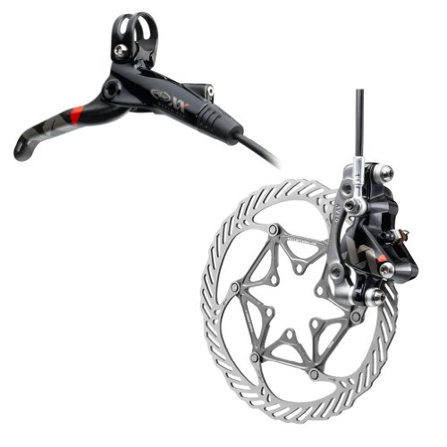 SRAM XX World Cup 160mm Hydraulic Disc Brakes (Left/Front)