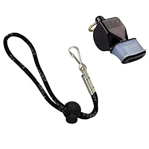 Fox 40 Classic CMG with Wrist Lanyard (+ Free Referee Coin) by Fox 40
