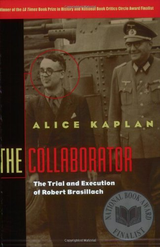 The Collaborator: The Trial and Execution of Robert...