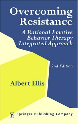 albert ellis and the rational emotive behavior therapy essay In rational emotive behavior therapy the client learns to become aware of irrational ideas, which can then be replaced by more healthy, rational beliefs this evolution in the thinking of the client has a positive change in the emotions and the effect may thus result in healing of behavioral and psychological symptoms (ellis, maclaren, 2004.