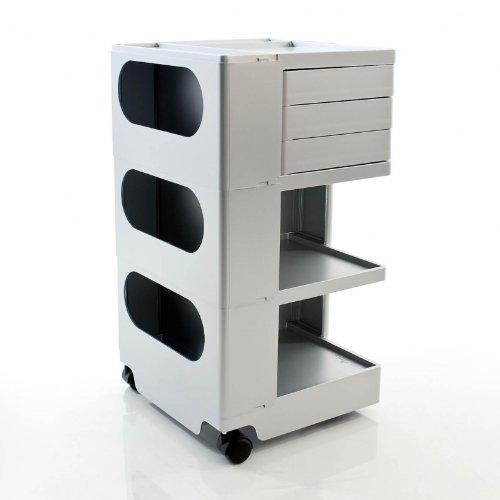 B-Line-Boby-33-Rollcontainer-aluminium-3-Schubksten