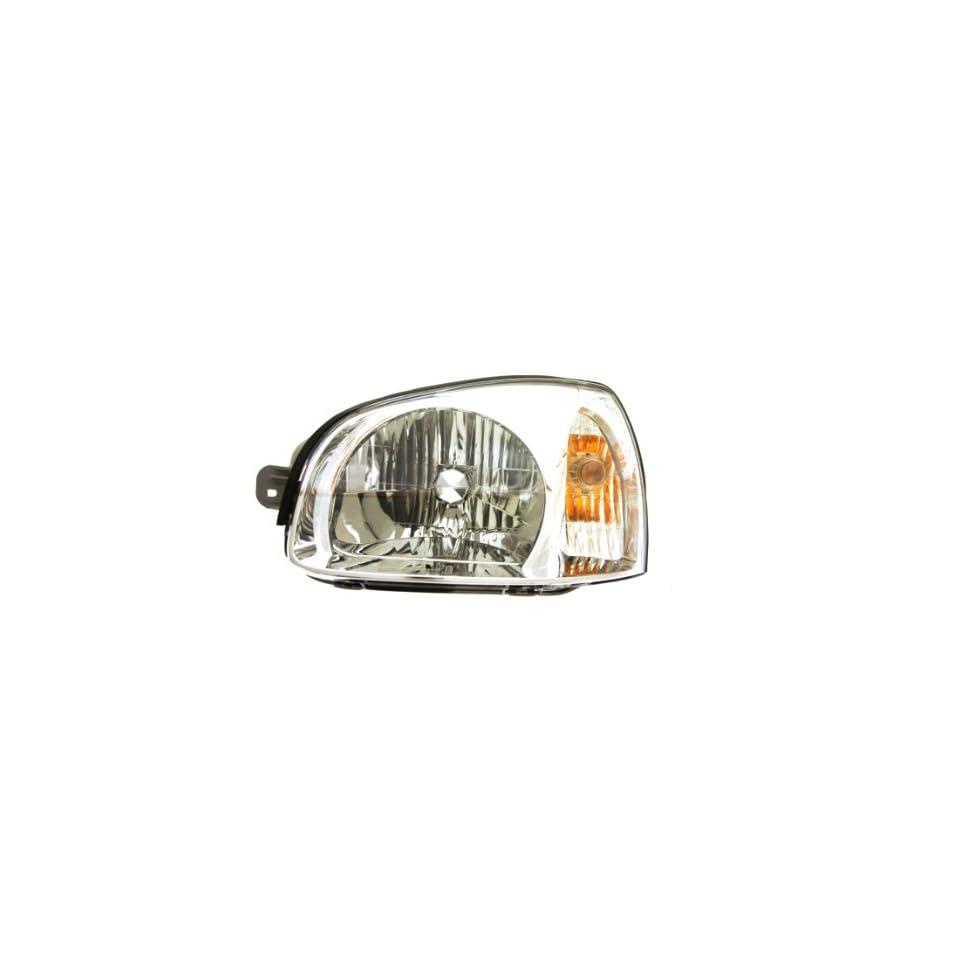 Genuine Hyundai Parts 92101 26050 Driver Side Headlight Assembly Composite