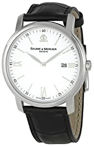 Baume & Mercier Men's 8485 Classima Swiss Date Watch from Baume & Mercier