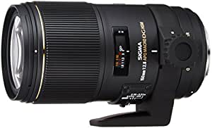 Sigma 150mm f/2.8 AF APO EX DG OS HSM Macro Lens for Canon Digital SLRs