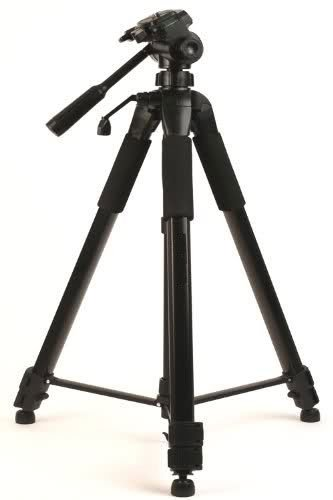 """Plr 72"""" Photo / Video Propod Tripod Includes Deluxe Tripod Carrying Case + Additional Quick Release Plate For The Canon Digital Eos Rebel Sl1 (100D), T5I (700D), T4I (650D), T3 (1100D), T3I (600D), T1I (500D), T2I (550D), Xsi (450D), Xs (1000D), Xti (400D"""