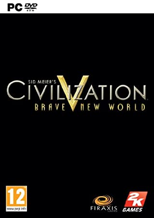 Sid Meier's Civilization V: Brave New World Expansion Pack (PC DVD)