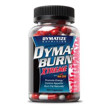 Dymatize Nutrition Dyma-Burn Xtreme 90 Capsules