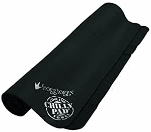 how to use frogg toggs chilly pad cooling towel