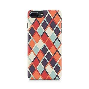 NXT GEN Orange Windows Premium Printed Mobile Back Case For Apple iPhone 7 Plus