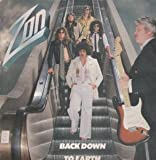 BACK DOWN TO EARTH LP (VINYL) US EPIC 1979