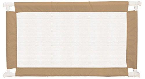 日本育児 ふわふわとおせんぼキッズセーフ Sサイズ (取り付け幅65~90cm) 1360005001 6ヶ月~24ヶ月対象 跨ぐ式突っ張りゲイト