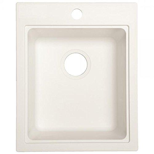 Franke Laundry Tub : FrankeUSA Franke SZPW1720-1 Single Bowl Sink Utility Granite 9-Inch ...