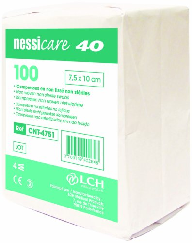 Optima Compresse Non-Tissé Non Stériles 40