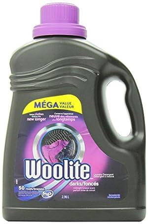 Woolite Darks Laundry Detergent, 100 Ounce