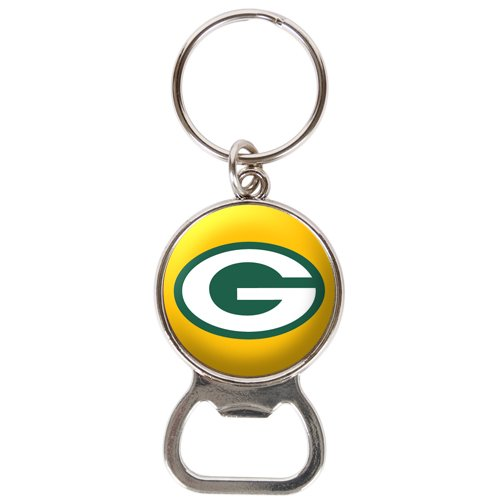 Green Bay Packers - NFL Bottle Opener Keychain (Green Bay Keychain Bottle Opener compare prices)