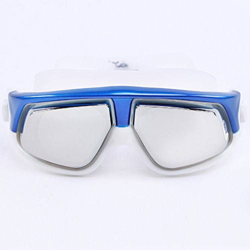Wal Marke Optische -700zu 150Grad Anti-Fog Objektiv Schwimmbrille für Erwachsene Männer und Frauen