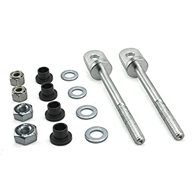 "Lippert Components (314596) 4"" Jack Stabilizer Swing Bolt Kit"