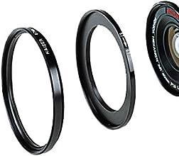 49MM Camera Lens to 55MM lens Camera LensFilter Adapter Ring