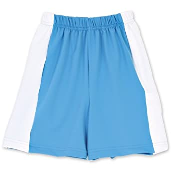 Buy Chez Ami by Patsy Aiken Designs Boys Tennis Club Short Blue & White by Patsy Aiken Designs