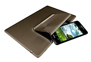 """Asus A66-1A077WWE Padfone Tablette 10,1"""" (25,65 cm) + Smartphone Qualcomm 8260A Snapdragon S4 Dual Core 16 Go Android 4.0 Ice cream Sandwich Marron"""