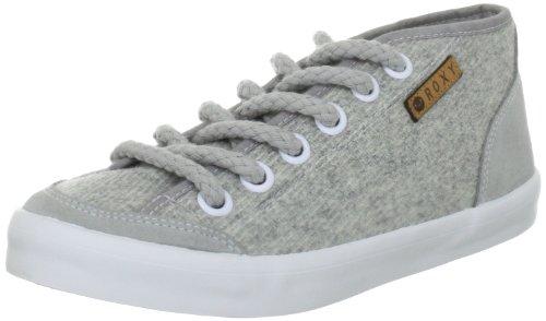 Roxy - Schuhe - SCENE HALF - WPWSL012-DST - dust, Damen Sportive Sneakers, Grau (DST dust), EU 39 (UK 6) (US 8)