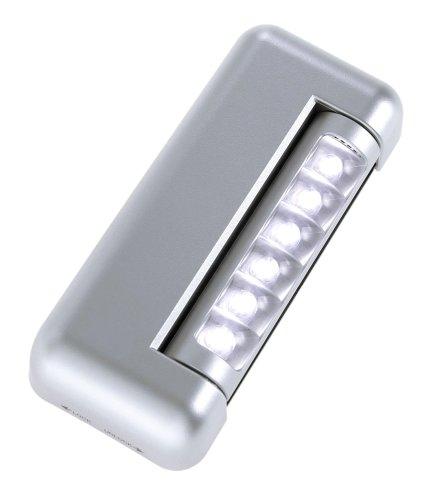 Fulcrum 6 Led Rectangular Tap Light