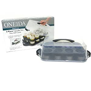 Oneida 24-Count Cupcake Carrying Case