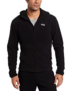 Helly Hansen Men's Daybreaker Fleece Hoodie - Black, Large