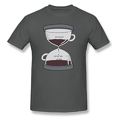 Coffee Men's Soft Shirts (Cuisinart 100 Ice compare prices)