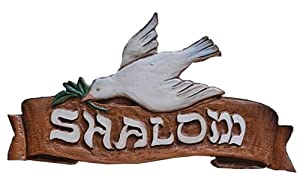 Shalom Decor Sign