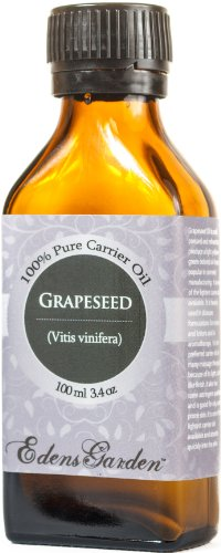 Grapeseed 100% Pure Carrier/ Base Oil- 3.4 Oz (100 Ml)