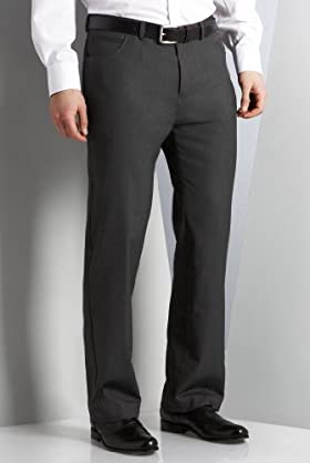 Autograph Multiple Pockets Flat Front Trousers [T18-4206a-S]