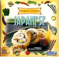 New Arc Media World Cuisine Japanese Roy Toyama Visual Glossary Ingredients Tips Special Touches