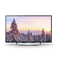 Sony KDL50W800B 50-Inch 1080p 120Hz 3D Smart LED TV (2014 Model)<br />