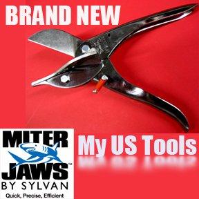 CHAMFER MITER & MOULDING CUTTER MiterJaws. (Original)