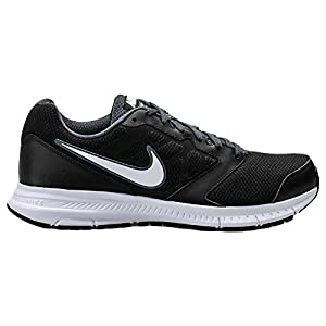 Nike Downshifter 6 Mens Running Sneakers / Shoes-Black-8