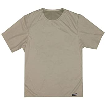 Taiga tee shirt men 39 s polartec powerdry for Get shirts made fast